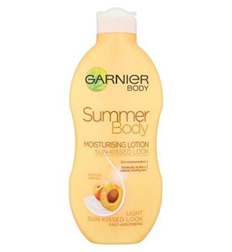 Garnier Summer Body Lotion Light Sun-Kissed 250Ml