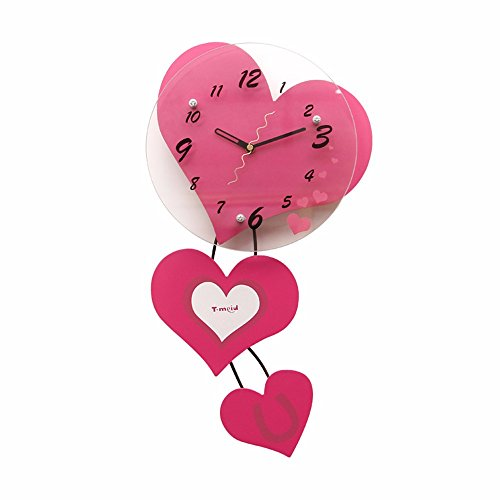 Adorable, Charming and Unique Heart Shaped Wall Decor
