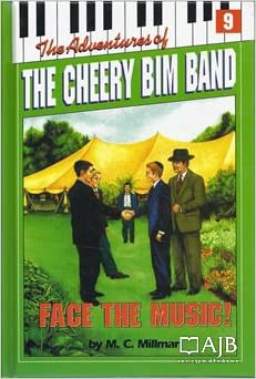 Image result for Face the Music cheery bim band
