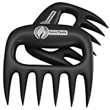 Pulled Pork Shredder Claws - STRONGEST BBQ MEAT FORKS - Shredding Handling & Carving Food - Claw Handler Set for Pulling Brisket from Grill Smoker or Slow Cooker - BPA Free Barbecue Paws
