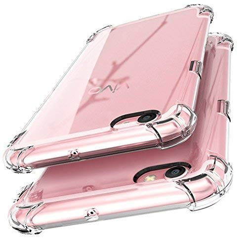NTV Silicone Back Cover for Vivo Y83 Pro - Transparent 53