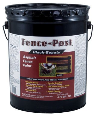 5GAL Fence Post Paint