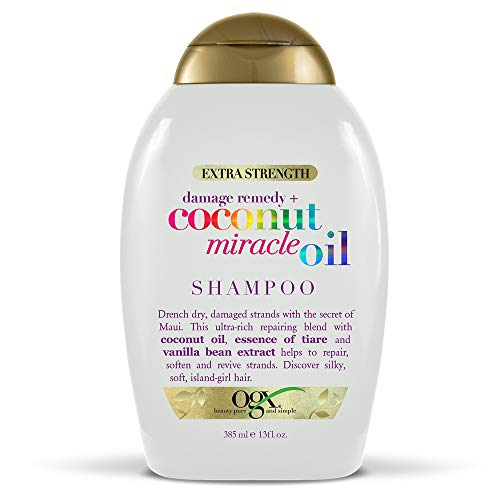 OGX Extra Strength Damage Remedy + Coconut Miracle...