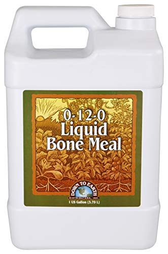 Down to Earth Liquid Bone Meal, 1 Gallon