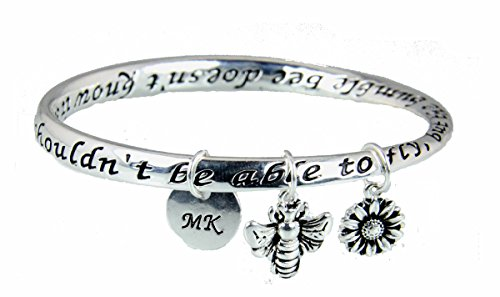 4031656 Bumble Bee Bangle Bracelet MK Consultant Gift Mary Director Consistency Award