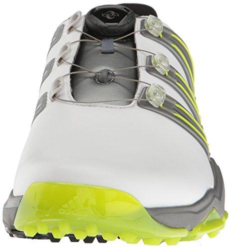the latest 5e623 d5bb6 adidas Powerband Boa Boost Golf Shoes