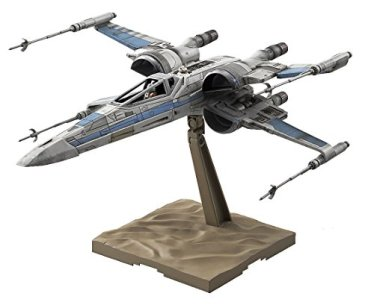 Bandai-Star-Wars-172-Scale-X-Wing-fighter-Resistance-Specifications-Model