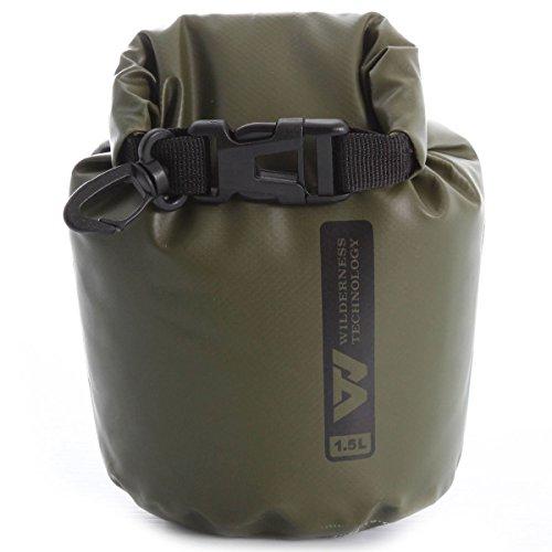 Wilderness Technology Pvc Dragon River Dry Bag - Smu