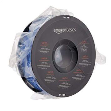 Amazon-Basics-SILK-PLA-3D-Printer-Filament-175mm-Blue-1-kg-Spool-22-lbs