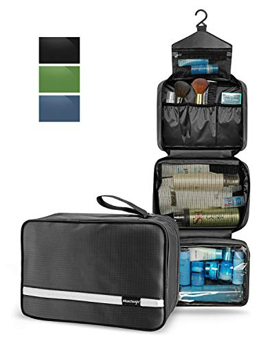 Maxchange Hanging Toiletry Bag   Compact Travel Toiletry Bag for Men/Women...
