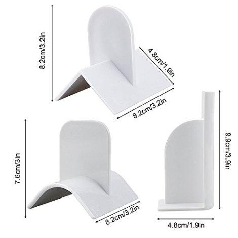 Set 5 pezzi attrezzi per modellare il fondente