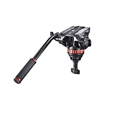 Manfrotto-MVH502A-502-Video-Head-with-75mm-Half-BallBlack