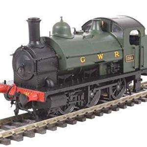 Heljan 1302 GWR 0-6-0ST 1364 GWR Green (G W R Lettering) 41emtA6LcAL