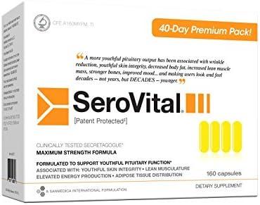 SeroVital, 160 Ct 3