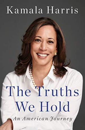 The Truths We Hold: An American Journey by [Harris, Kamala]