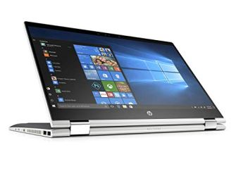 HP Pavilion X360 15.6' Full HD Convertible Touschscreen 2-in-1 Laptop Core i3-8130U Up to 3.4GHz 20GB (4GB DDR4+16GB Optane) Memory 1TB HDD HP Digital Pen Windows 10