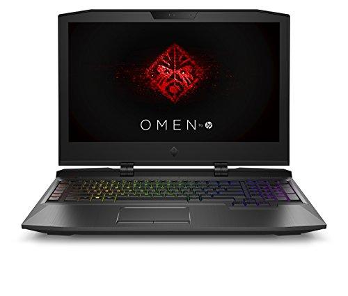 OMEN X by HP 17-inch Gaming Laptop, Intel Core i7-7700HQ Processor, NVIDIA GeForce GTX 1070 8 GB, 16 GB RAM, 1 TB Hard Drive, 256 GB Solid-State Drive, Windows 10 Home (17-ap010nr, Black)