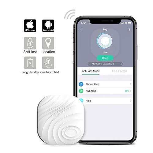 Nut3 Smart Key Finder Bluetooth WiFi...
