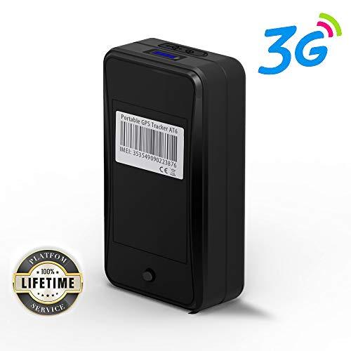 Jimi AT6 Mini GPS Tracker