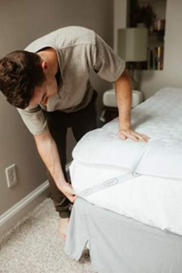 Chili-Technology-chiliPAD-Cube-30-ME-and-WE-Zones-Cooling-and-Heating-Mattress-Pad-Individual-Temperature-Control-Great-Sleep-Enhancement-Wireless-Remote-Integration-Single-75-L-x-30-W