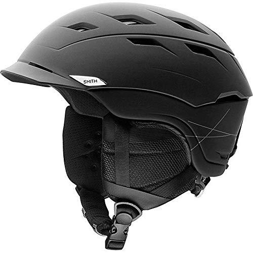 Smith Optics Variance Adult Mips Ski Snowmobile Helmet - Matte Black/Medium