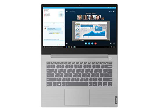 Lenovo ThinkBook 14 Intel Core i5 10th Gen 14-inch Full HD Thin and Light Laptop (8GB RAM/ 1TB HDD/ Windows 10 Home with Lifetime Validity/ Mineral Gray/ 1.49 kg), 20RV00DDIH 7