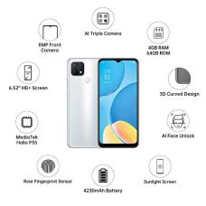 OPPO-A15s-Fancy-White-4GB-RAM-64GB-Storage-with-No-Cost-EMIAdditional-Exchange-Offers