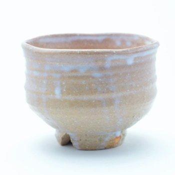 Hagiyaki tea bowl