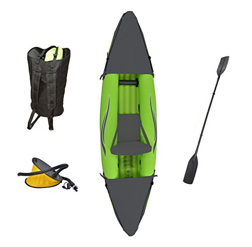 Outdoor Tuff Stinger Inflatable One-Person Sport Kayak