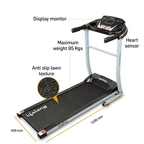 Motorized Treadmill for Home