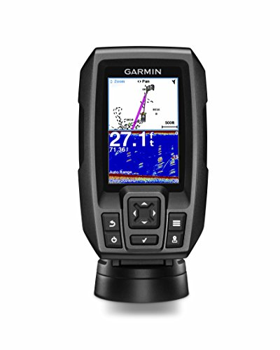 Garmin Striker 4 Bbuilt-in GPS Fish Finder