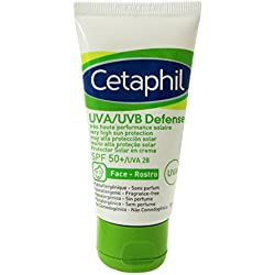 Cetaphil UVA/UVB Defense SPF50+- 50ml.