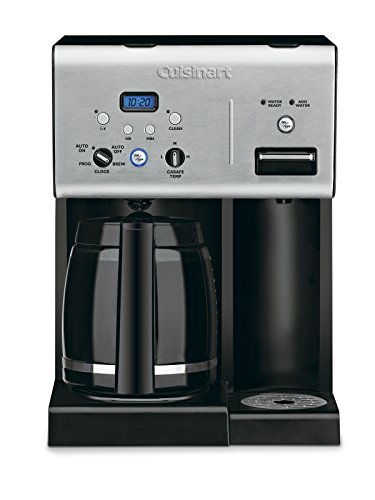 Cuisinart CHW-12 Coffee Plus 12-Cup Programmable...