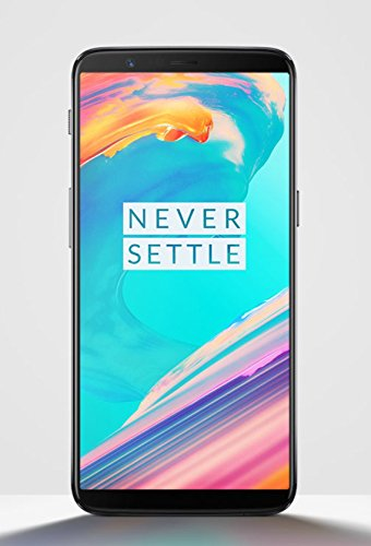 OnePlus 5T A5010 - 6GB RAM + 64GB - 6.01 inch - US Version with Warranty (Midnight Black)