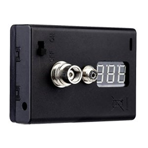 Jili Online 0-20Ω LED Digital Volt Ohm Coil Meter 0-6V Integrate Ohmmeter Voltmeter Dual Multimeter Resistance Gauge Tester Panel