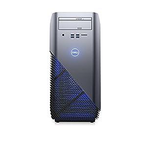 2018 Newest Flagship Dell Inspiron 5675 Premium Gaming VR Ready Desktop Computer (AMD Quad-Core Ryzen 5 1400 up to 3.4 GHz, 32GB DDR4 RAM, 256GB SSD + 1TB HDD, AMD Radeon RX 570 4GB, DVD, Windows 10)