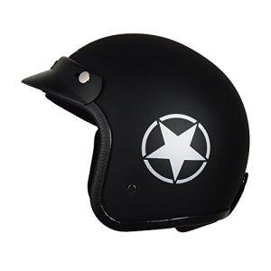 Autofy O2 Front Open Helmet (Black and Grey, M) 19  Autofy O2 Front Open Helmet (Black and Grey, M) 41fGHs2tzLL