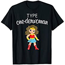 Type One Diabetes Girl T Shirt One-derwoman