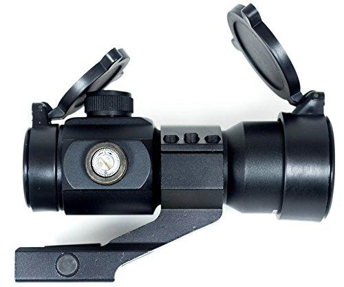 Ozark Armament Rhino Red Dot Sight - Green Dot Sight - Includes