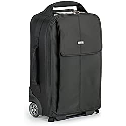 """Think Tank Airport Advantage Carry-On Roller Bag for 2 DSLRs with Lenses Attached, 15"""" Laptop"""