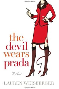 The Devil Wears Prada Book Cover
