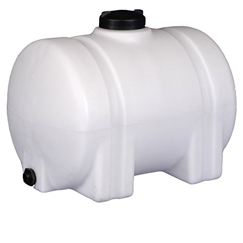 Norwesco 45223 35 Gallon Horizontal Water Tank