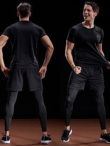 Neleus Men's Dry Fit Mesh Athletic Shirts 15 Fashion Online Shop gifts for her gifts for him womens full figure