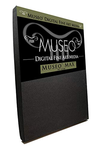 Museo-Max-365-100-Cotton-Fine-Art-Paper-for-Inkjet-Printers-17-X-22-25-SHEETS