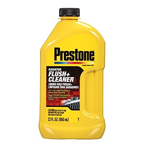 Genuine GM Fluid 19286424 Heavy Duty Cooling System Cleaner - 22 oz.
