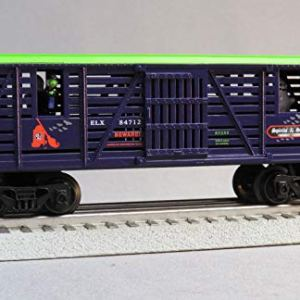 LIONEL Halloween Spirits & Spells Transport CAR #84712 o Gauge 41fTGfO8RNL