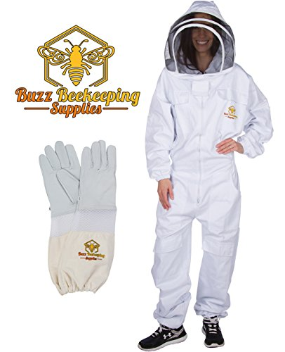 Beekeeping Suit and Gloves