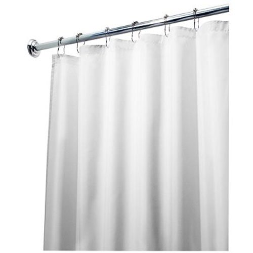 title   Extra Long Shower Curtain Liner 96