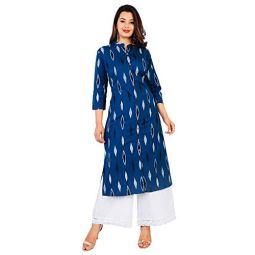 Kurti Hub Women's Rayon Salwar Suit