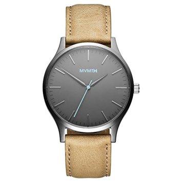 MVMT 40 Series Watches | 40 MM Men's Analog Watch | Gunmetal Sandstone